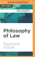 Philosophy of Law (VERY SHORT INTRODUCTIONS)