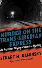 Murder on the Trans-Siberian Express (Inspector Porfiry Rostnikov, nr. 8)