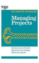 Managing Projects (20 minute Manager, nr. 2)