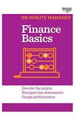 Finance Basics (Hbr 20 minute Manager, nr. 2)