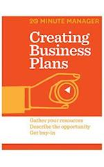 Creating Business Plans (20 minute Manager, nr. 3)