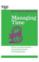 Managing Time (20 minute Manager)