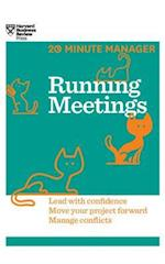 Running Meetings (Hbr 20 minute Manager)