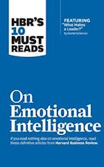 HBR's 10 Must Reads on Emotional Intelligence (HBR's 10 Must Reads)