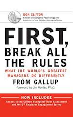 First, Break All the Rules (nr. 3)