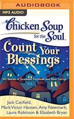 Count Your Blessings (CHICKEN SOUP FOR THE SOUL)