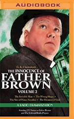 The Innocence of Father Brown (Father Brown, nr. 2)