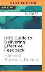 HBR Guide to Delivering Effective Feedback (Harvard Business Review)