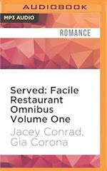 Served (Facile Restaurant Short Stories, nr. 1)
