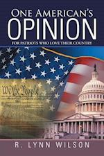 One American's Opinion