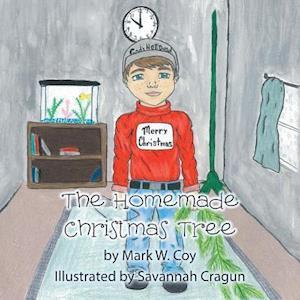 Bog, paperback The Homemade Christmas Tree af Mark W. Coy