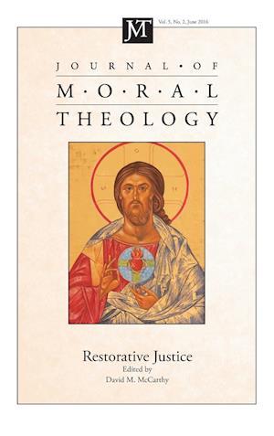 Bog, hardback Journal of Moral Theology, Volume 5, Number 2