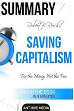 Robert B. Reich's Saving Capitalism af Ant Hive Media