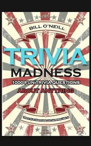 Trivia Madness 2 af Bill O'neill