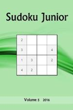 Sudoku Junior af A. Puzzler