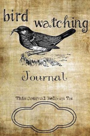 Bird Watching Journal af Stella Nadene