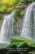 115 Nuggets That Rejuvenate the Soul (New Life for the Soul) af Servant of the Lord Bishop a. Edw Carr