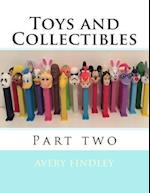 Toys and Collectibles af Avery Findley