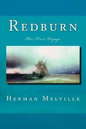 Bog, paperback Redburn af Herman Melville