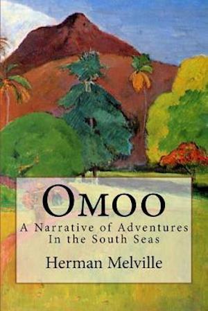Bog, paperback Omoo af Herman Melville