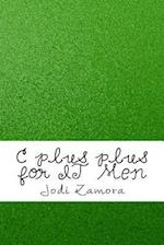 C Plus Plus for It Men af Jodi Zamora