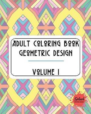 Adult Coloring Book af Splash Coloring Books