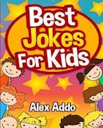 Best Jokes for Kids af Alex Addo
