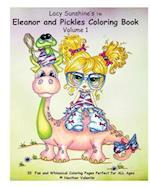 Lacy Sunshine's Eleanor and Pickles Coloring Book af Heather Valentin
