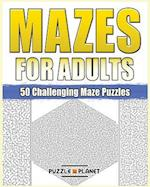 Mazes for Adults af Puzzle Planet