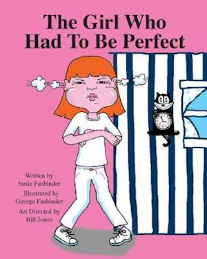 Bog, paperback The Girl Who Had to Be Perfect af Susie Fasbinder