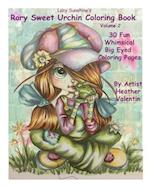 Lacy Sunshine's Rory Sweet Urchin Coloring Book Volume 2 af Heather Valentin