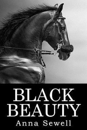 Bog, paperback Black Beauty af Anna Sewell
