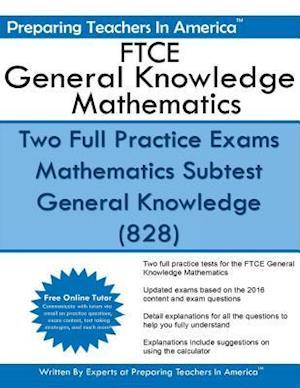 Ftce General Knowledge Mathematics af Preparing Teachers in America