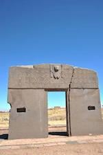 Gateway of the Sun at Tiahuanaco (Tiwanaku) Journal af Cool Image