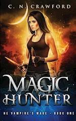 Magic Hunter af C. N. Crawford