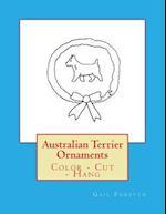 Australian Terrier Ornaments