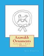Azawakh Ornaments