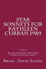 Star Sonnets for Kathleen Curran 1989