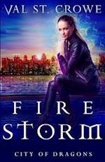 Fire Storm af Val St Crowe