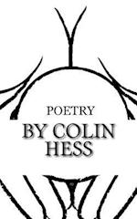 Colin Hess Poetry