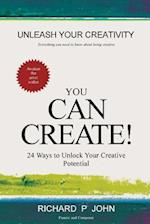 You Can Create!