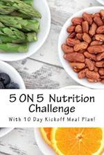 5 on 5 Clean Eating Challenge!