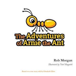 Bog, paperback The Adventures of Arnie the Ant af Rob Morgan