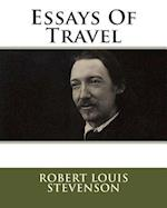 Essays of Travel af MR Robert Louis Stevenson