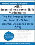 Aepa Essential Academic Skills Mathematics af Preparing Teachers in America