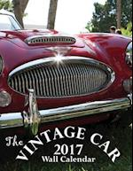 The Vintage Car 2017 Wall Calendar