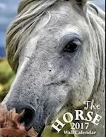 The Horse 2017 Wall Calendar