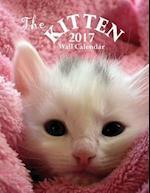 The Kitten 2017 Wall Calendar
