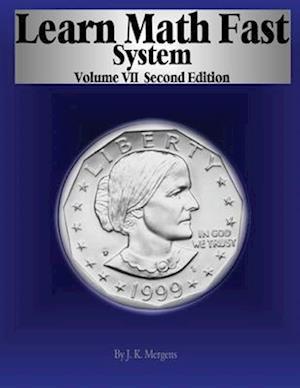 Bog, paperback Learn Math Fast System af J. K. Mergens
