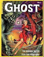 Ghost Comics #1 af Fiction House
